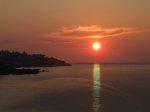 zachód Słońca we Włoszech