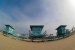 budka na plaży