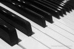 Klawisze fortepianu