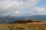 góry Bieszczady