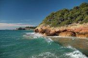 hiszpańskie wybrzeże